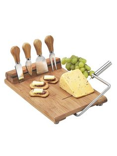 Stilton Cheese Board Set by Picnic At Ascot on Gilt Home