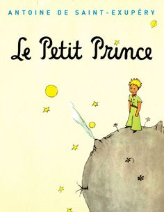 Little Prince/Le Petit Prince(1943 Original 1st Edition Hardcover French ver.)