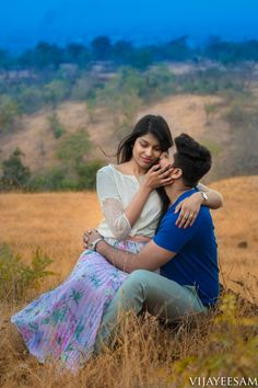 Amidst The Fields The Love Sprouted Indian Wedding Couple Photography, Photo Poses For Couples, Wedding Couple Photos, Wedding Couple Poses Photography, Couple Photoshoot Poses, Pre Wedding Poses, Pre Wedding Photoshoot, Wedding Shoot, Wedding Advice