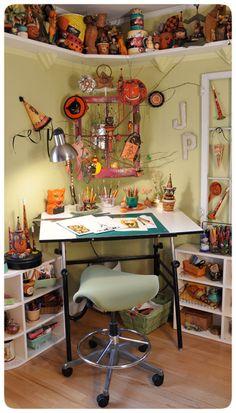 Johanna Parker studio-fun