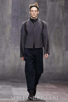 Damir Doma Menswear Fall Winter 2013 Paris