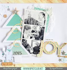Designer @raquelp is up on the blog with a fabulous page using our #november2015 kits featuring exclusive cut files designed by @nicolenowosad  papers and embellishments by @kjstarre @pinkfreshstudio #hipkits #hipkitclub #scrapbook #scrapbooklayout