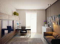 """Новая планировка 2-х комнатной квартиры - превращение в """"трешку"""