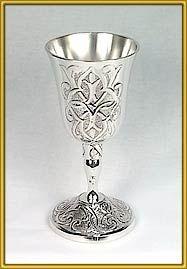 Celtic Knot Goblet 32