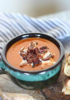 + images about Soups on Pinterest | Artichoke soup, White bean soup ...