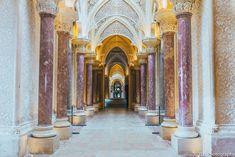 Palacio de monserrate sintra Portugal, Palaces, Parks, Port Wine, Voyage, Hearts