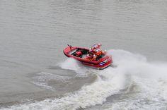 Fire fighting workboat