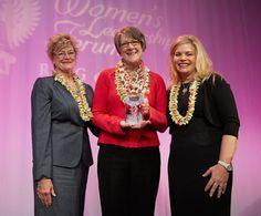 MidwayUSA's Brenda Potterfield Receives Lifetime Achievement Award