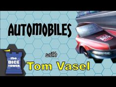 Automobiles Review - with Tom Vasel