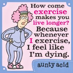 Auntie Acid Funnies | Aunty Acid