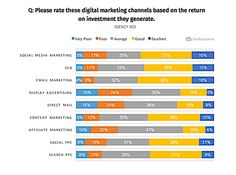 Which Digital Marketing Channels Deliver the Best ROI | Marketing Study