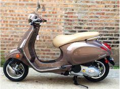 2015 vespa primavera 150 3v  scooter - photo id # 82788