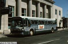 BAT Bus, Brockton, Ma..