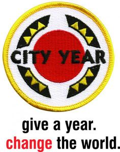 City Year's mission is to build democracy through citizen service, civic leadership and social entrepreneurship. It is through service that we can demonstrate the power and idealism of young people, engage citizens to benefit the common good, and develop young leaders of the next generation. City Year is wholly focused on fighting the national dropout crisis.