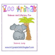 Turn your classroom into a zoo!  This unit includes information about popular zoo animals as well as patterns and directions for the students to ma...