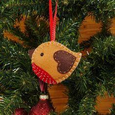 Vianočná ozdoba Neviti Robin