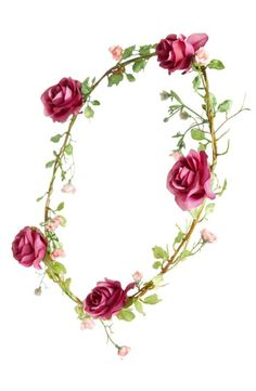 Crushing on this 'Secret Garden' Head Wrap. It's the perfect accessory for adding flower power to a festival ensemble.