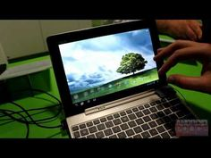Hands-On With ASUS Transformer Pad Infinity TF700KG