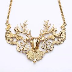 Amazing Large Statement Necklace