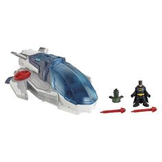 Fisher-Price® Imaginext Justice League Javelin Ship and Batman Playset