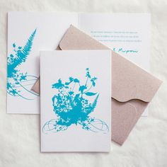 Beautiful#floral_wedding_invitations. See more here http://www.love4wed.com/floral-invites-atelier-invitations/