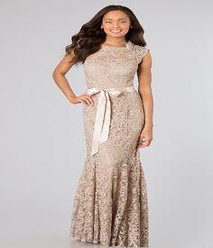 lace long dresses