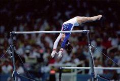 10 Gorgeous Gymnastics Photos: Dominique Moceanu, 1996 Olympics