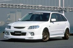Autoexe Mazda Familia