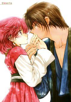 Yona and Hak (Akatsuki no Yona)