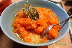 Zucca di quinoa