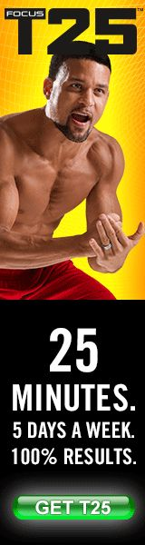 Read reviews of the latest Beachbody product, Focus T25!  Can you really get fit in only 25 minutes a day?