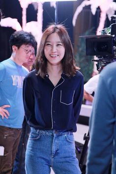 Gong Hyo Jin, The Producers, 2015