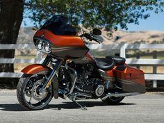 harley davidson cvo road glide custom 2013 #bikes #motorbikes #motorcycles #motos #motocicletas