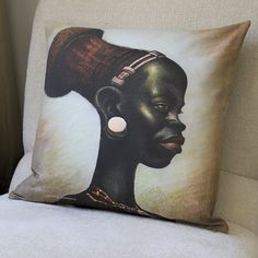 South African artist Charle Orfang, digitally printed onto 100% Cotton Canvas. Produced by Art Addict Africa