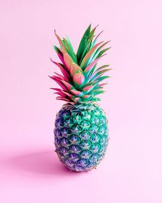 for you ^^ #art #pineapple #pink #FF #tagforlikes #colors #instafollow #F4F