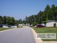 Creekside in Reidsville, NC via MHVillage.com