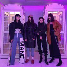Korean Fashion – How to Dress up Korean Style – Designer Fashion Tips Seoul Fashion, Korean Street Fashion, Asian Fashion, Look Fashion, Trendy Fashion, Girl Fashion, Fashion Outfits, Fashion Tips, Style Ulzzang