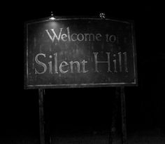 welcome to silent hill Silent Hill Video Game, Silent Hill Art, Creepy Pictures, Dark Pictures, Horror Art, Horror Movies, Funny Horror, Video Game Art, Video Games