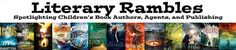 Literary Rambles is a site that has extensive information and links for children's literary agents.