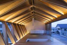 Wrap House by APOLLO Architects & Associates