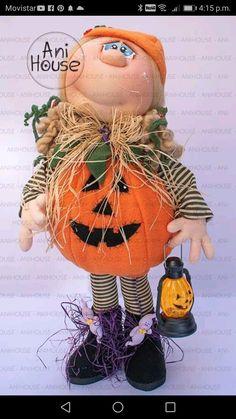 Imprimibles Halloween, Adornos Halloween, Halloween 2018, Happy Halloween, Country Halloween, Christmas Fabric, Fabric Decor, Fall Crafts, Trick Or Treat