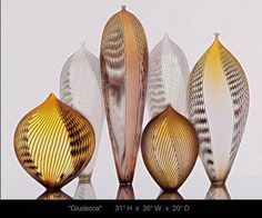 Lino Tagliapietra, one of the most talented glass artists ever