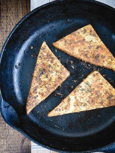 Take a Big Fat Break this Mardi Gras with Kim O'Donnel's Cajun Blackened Tofu #MeatlessMonday