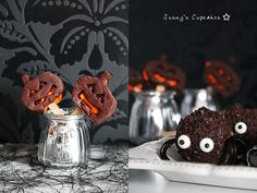 Trick or Treat – Little Halloween Sweet Table   Sunny's Cupcakes Konstanz