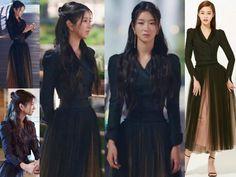 Cute Casual Outfits, Pretty Outfits, Beautiful Outfits, Girl Outfits, Fashion Outfits, Korea Fashion, Kpop Fashion, Luna Fashion, Iconic Dresses