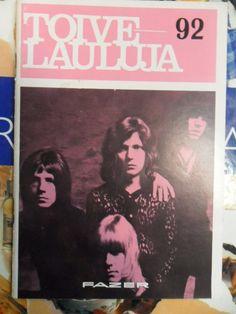 Toivelauluja-vihko 1972