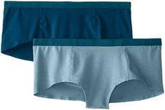 PACT Women's Organic Cotton Boy Short 2-Pack, Teal/Mist, X-Small PACT http://www.amazon.com/dp/B010S8EJPA/ref=cm_sw_r_pi_dp_y4Pkwb0T4SYFZ