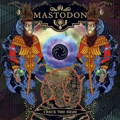 Mastodon - Crack The Skye on Vinyl LP