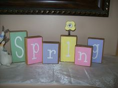 Crafter's Anonymous Club: 2x4 Crafts from my sisters!