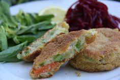About the Bureau temptations: Cakes Fish - Fish Cakes